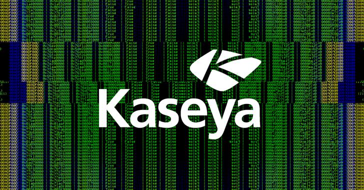 Update Regarding Kaseya VSA Security Incident